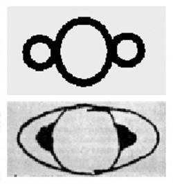 Galileo's Saturn