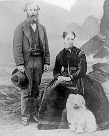 James Clerk Maxwell-KatherineMaxwell-1869