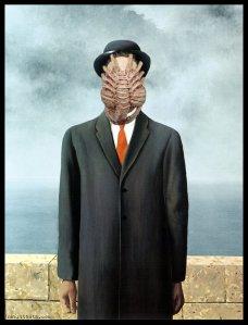 Magritte Alien